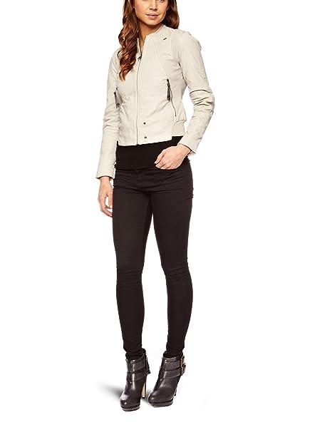 G-Star Olympia Moto - Abrigo de manga larga para mujer, talla XL,