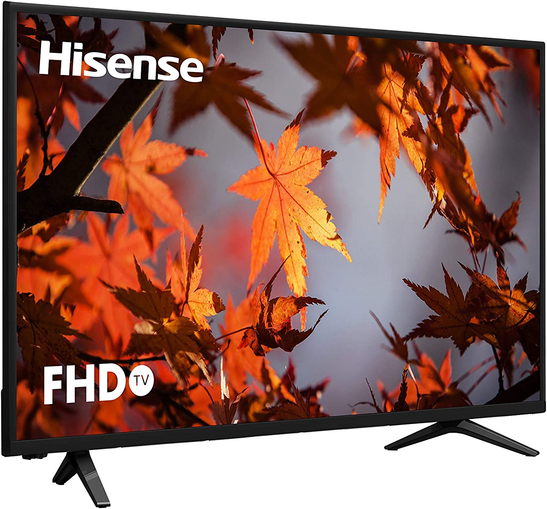 Hisense H39A5100, TV Full HD, Motion Picture Enhancer, Clean View ...