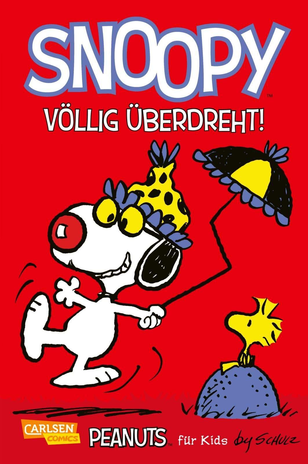 Peanuts Für Kids 5  Snoopy  Völlig überdreht   5