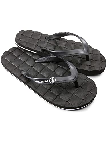 Sandals Kids Volcom Recliner Rubber Sandals Boys