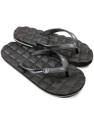 2770a37f3540 Sandals Kids Volcom Recliner Rubber Sandals Boys