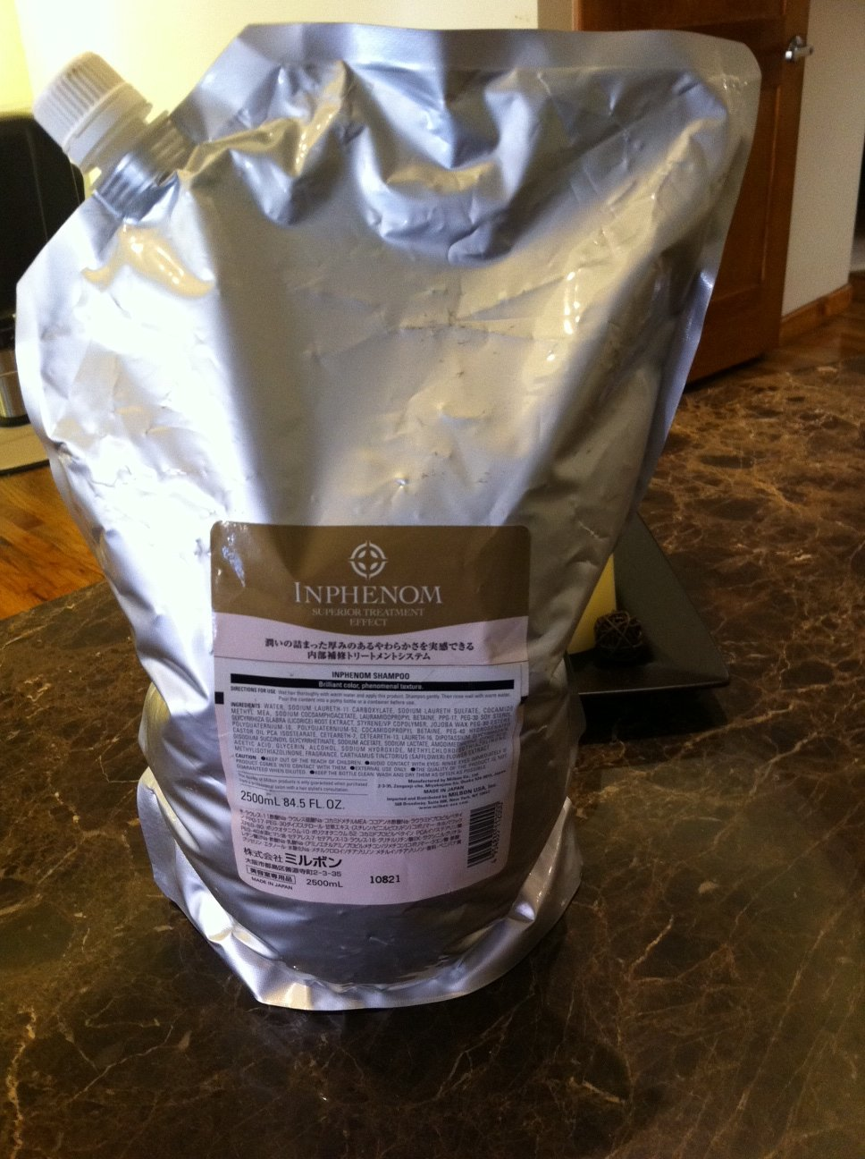 Inphenom Treatment (88.2 oz - refill bag) by Inphenom (Image #1)