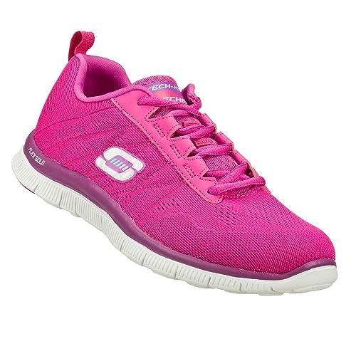 2016 Damen Skechers Flex Appeal First Glance, Damen Sneakers