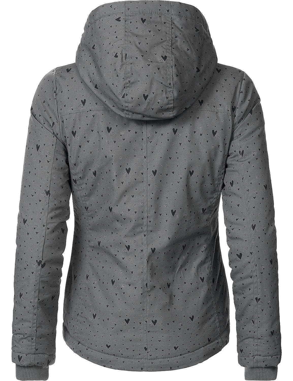Sublevel Veste sportive de transition pour femme 46550D 9 Couleurs XS-XL Grey
