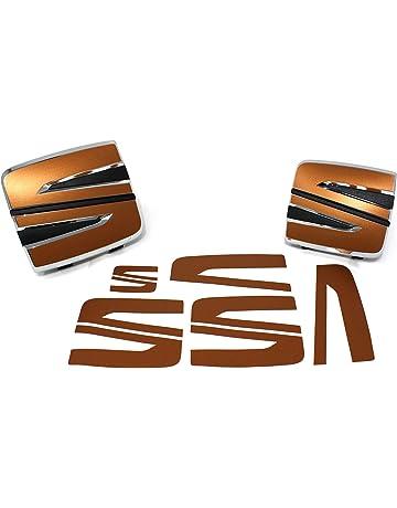 Amazon.es: Emblemas - Embellecedores y accesorios para carrocería ...