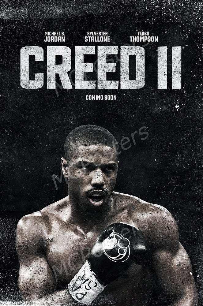 "MCPosters Creed II GLOSSY FINISH Movie Poster - MCP440 (24"" x 36"" (61cm x 91.5cm))"