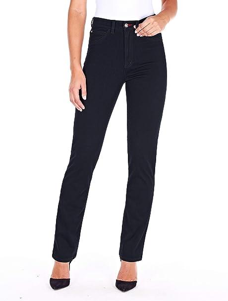 3a0d37bc2de FDJ Love Denim Suzanne Straight Leg Style  6439214  Amazon.ca  Clothing    Accessories