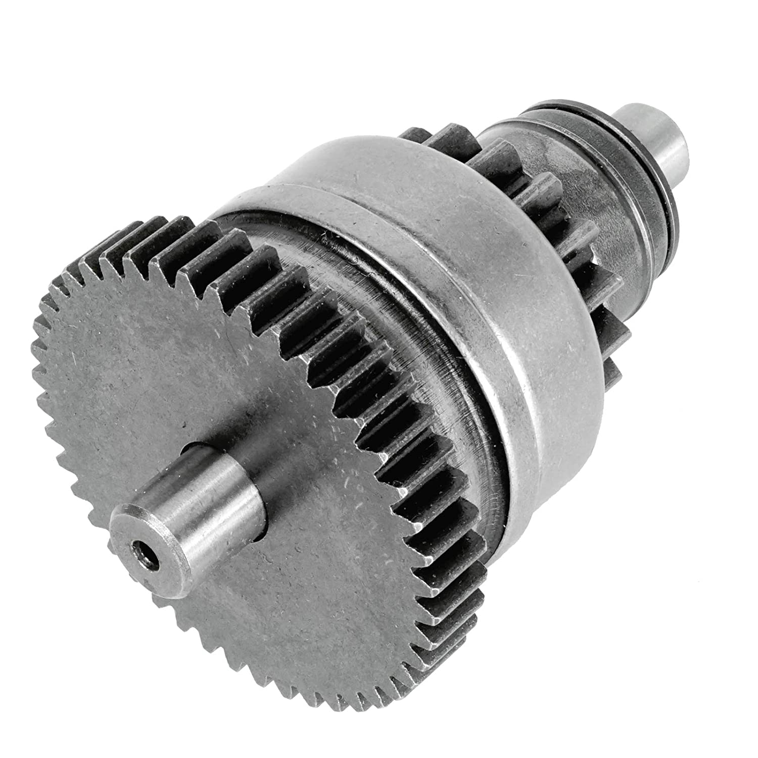 CALTRIC STARTER DRIVE GEAR BENDIX compatible with Can-Am Bombardier OUTLANDER MAX 400 4X4 2004-2015