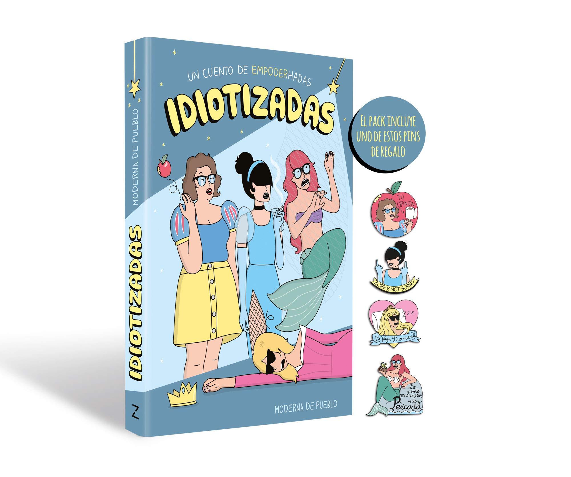 Pack Navidad Idiotizadas: Amazon.es: MODERNA DE PUEBLO: Libros