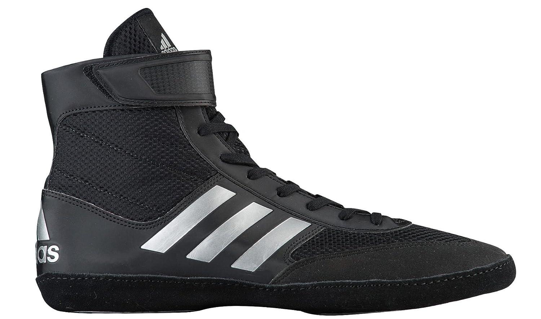 adidas Men's Combat Speed.5 B06XX46KGC 4.5 D(M) US|Black/Silver Metallic/Black