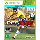 Pro-Evolution Soccer 2018 - Padrão - Xbox 360