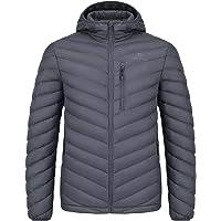 CAMEL CROWN Chaqueta de Plumón Invierno para Hombre Chaquetas de Esquí Ligero con Capucha, Jacket Nieve para Acampada y…