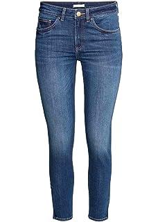 d1e222ae548 Fashion Star Oops Outlet Womens Ex Zara Skinny Denim Jeans Ladies ...