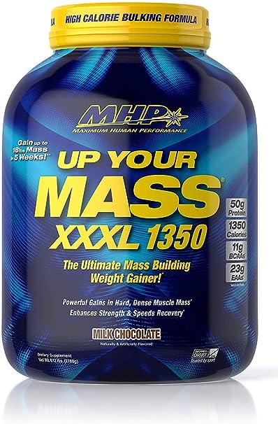 Mhp Up Your Mass XXXL 1350 (2700g) 1 Unidad 2700 g
