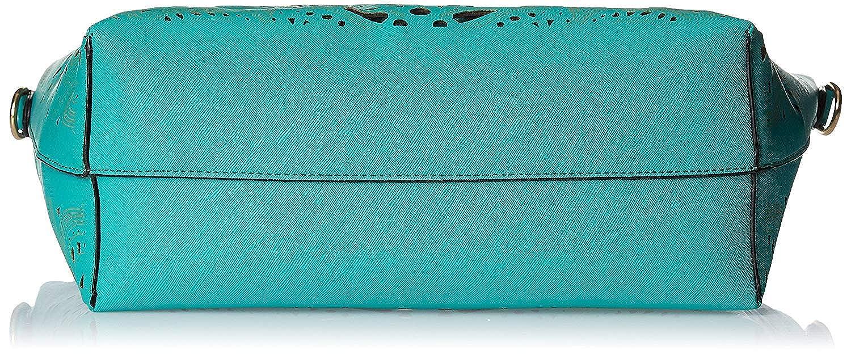 Womenss Shoulder Bag Handbag Aqua