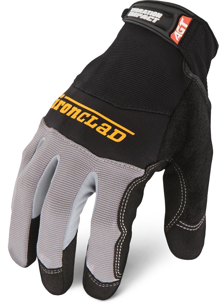 Ironclad WWI2-01-XS Wrenchworx Impact Glove, X-Small