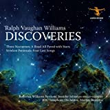 Vaughan Williams:Discovery [Roderick Williams; Jennifer Johnston; BBC Symphony Orchestra, Martyn Brabbins ] [Albion : ALBCD028]