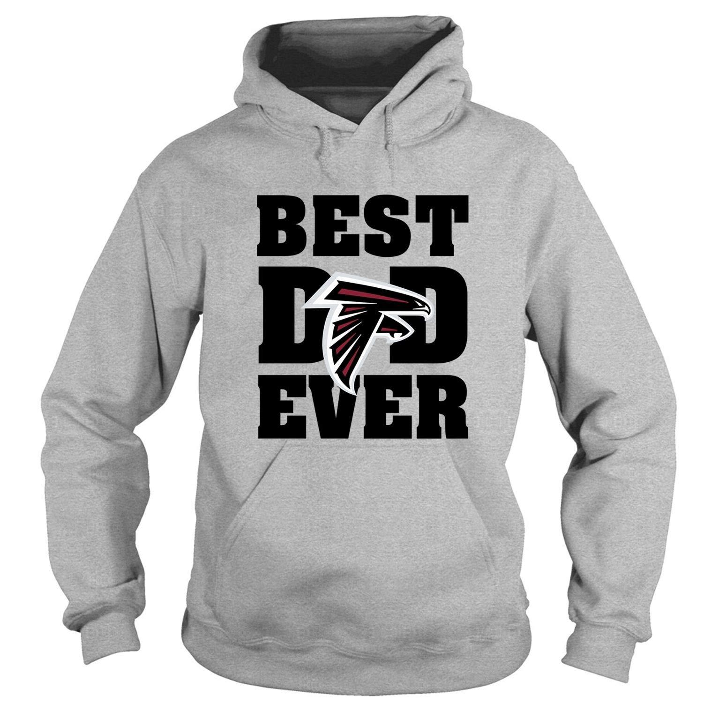 Atlanta Falcons Logo T Shirt Best Dad Ever T Shirt 2633