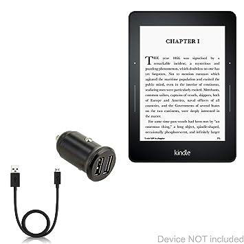 BoxWave - Cargador de Coche para Kindle Paperwhite (con ...