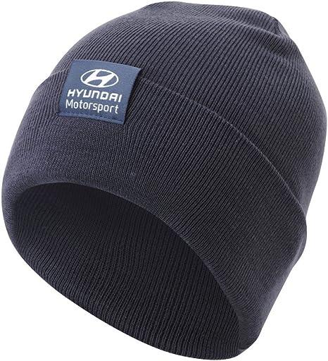 Hyundai Ventilador de Gorro de Punto WRC Rally Motorsport Headwear ...