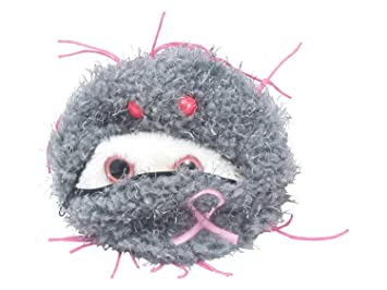 GIANTmicrobes microbio Gigante Peluche Versión Original Neoplasia cáncer de Mama (Breast Cancer)