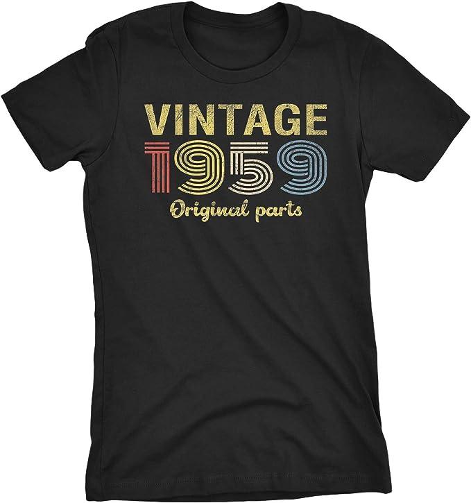 Amazon.com: Camisetas de cumpleaños para mujer de 60 años ...