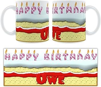 Happy Birthday Uwe Gimp Werkstatt