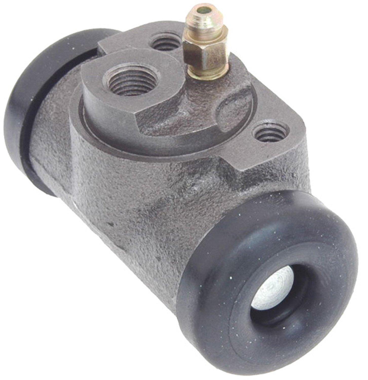amazon com wheel cylinders brake system automotive rear acdelco 18e1222 professional rear drum brake wheel cylinder