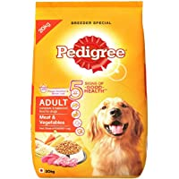 Pedigree Adult Dog Food Meat and Vegetables, 20 kg