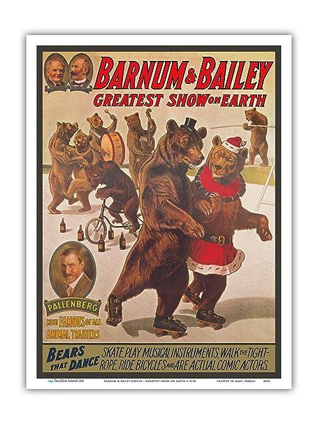 Pacifica Island Art Barnum & Bailey-Mayor espectáculo del ...