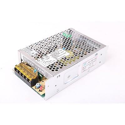 Switching Power Supply Converter AC 110-260V to DC12V 6A 72W for LED Strip Lights (12V 6A 72W)