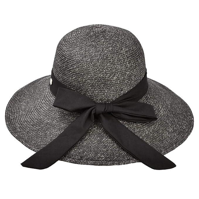 ee33aa2c2fd23 ENJOYFUR Floppy Sun Hats for Women