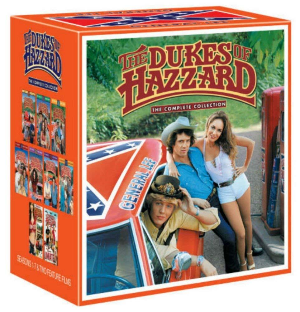 Dukes of Hazzard The Complete Series Season 1 - 7 DVDs Gift Box Set