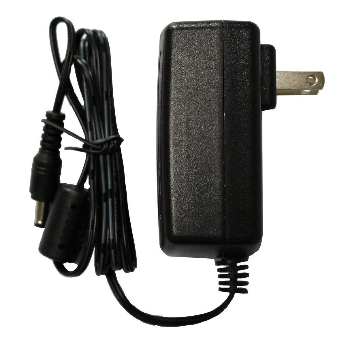 Power Supply Adapter CS-1203000 AC 100-240V to DC 12V 3A 12V3A Power Plug 120cm 4 Foot Cord for YESKAMO NVR DVR, Efficiency VI Level, UL Listed FCC