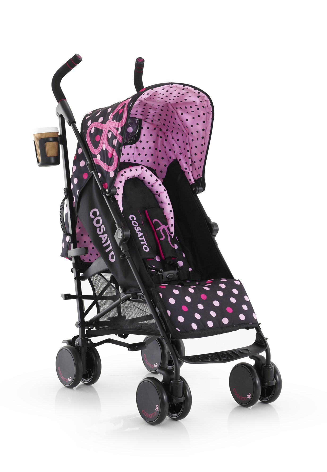 Cosatto Supa Stroller, Bow How by Cosatto (Image #2)