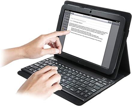 Kensington KeyFolio Pro 2 - Funda con teclado Bluetooth ...