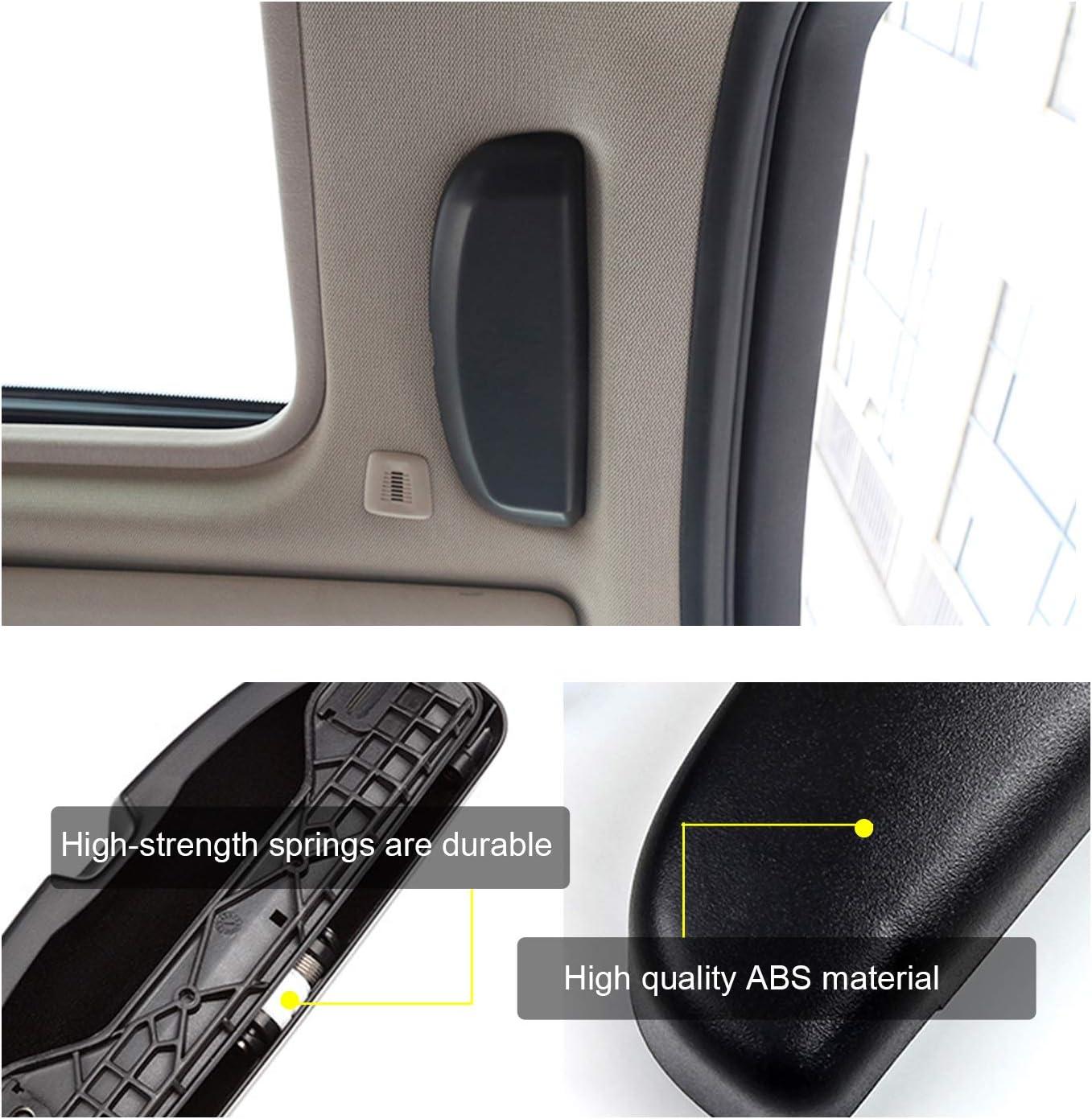 YEE PIN Porta Occhiali Custodia per Occhiali da Auto per BM-W Tutte Le Serie 3 Serie 5 Serie 7 Serie X1X3X4X5