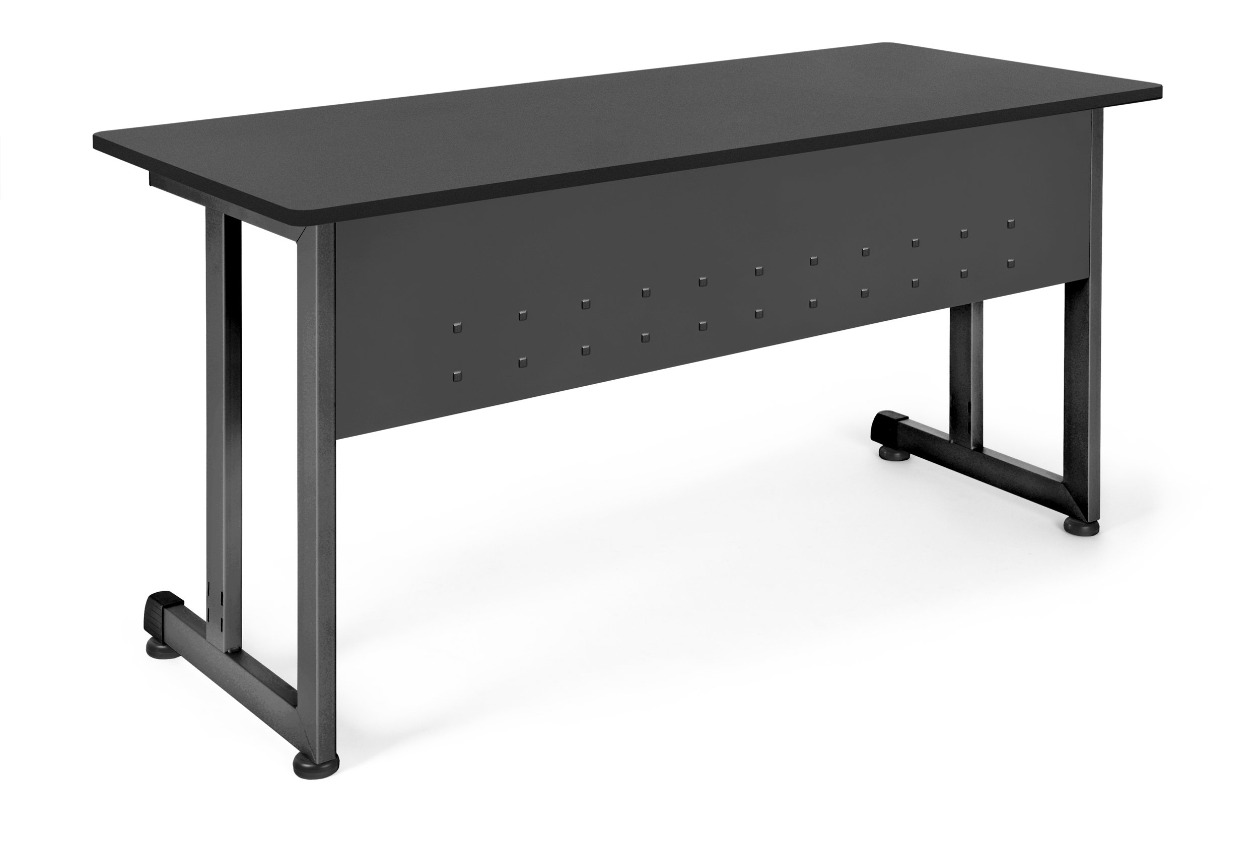 OFM 55142-GRPH Training Table, 24 by 55-Inch, Graphite