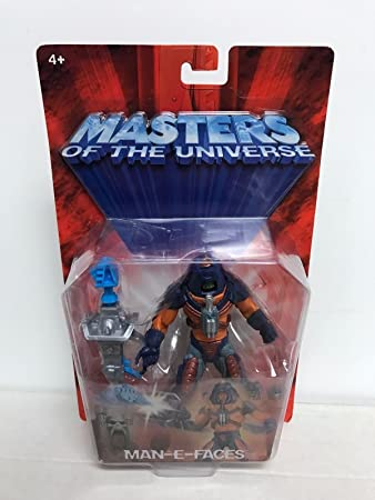 MASTERS OF THE UNIVERSE MAN-E-FACES Action Figure 2003 Masters of the Universe
