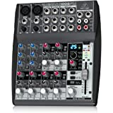 Behringer - XENYX 1002FX mixer 10 canali processore stereo FX, 24-bit