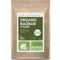 Power Super Foods Organic Baobab Powder 125 g