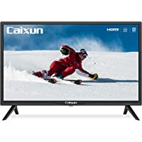 Caixun 24-Inch TV 720P Basic LED HD TV-C24 Flat Screen Television Built-in…