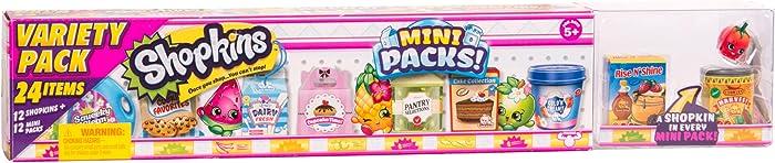 Top 10 Shopkins Food Fair Blind Bag