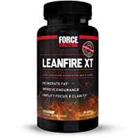 Force Factor LeanFire XT Thermogenic Weight Loss Supplement to Support Fat Oxidation...