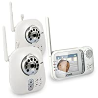 VTech VM321-2 Safe and Sound Video Baby Monitor