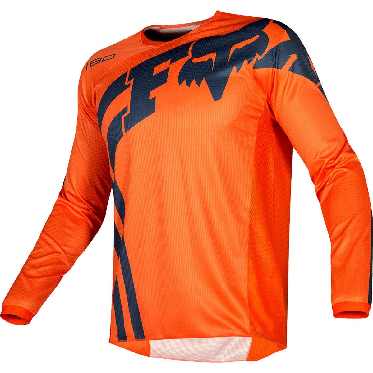Fox Racing 2019 Youth 180 COTA Jersey-Orange-YM