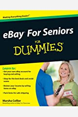 eBay For Seniors For Dummies Paperback