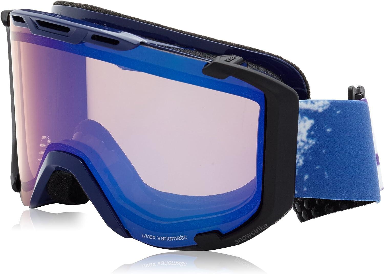 ウベックス ウベックス UVEX snowstrike VM 550425 4023 Mウインターゴーグル ゴーグル 4023 インディゴ 4023 インディゴ【Mens】【Ladies】