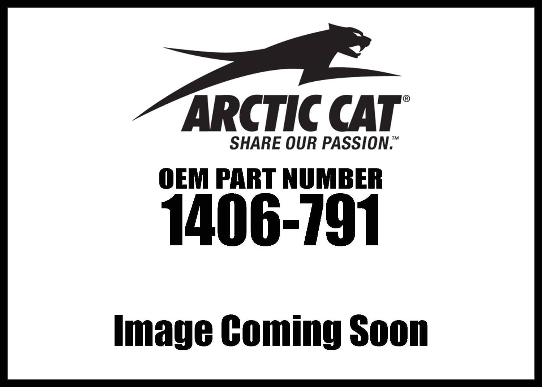 Arctic Cat 1406-791 FENDER,FRONT-LH-RED