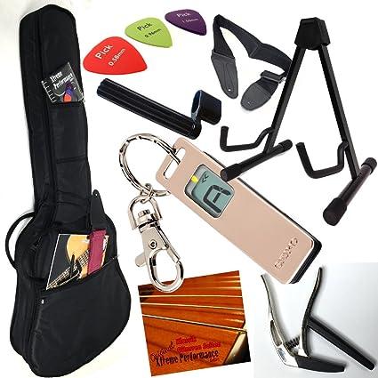 Starter - Juego de accesorios para guitarra clásica, - Todo lo que ...